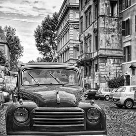 Fiat 500C  Belvedere 1954. van Tilly Meijer