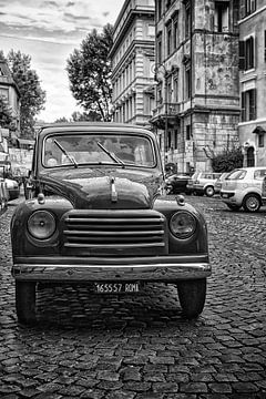 Fiat 500C Belvedere 1954. von Tilly Meijer