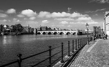 Maastricht, Sint Servaasbrug sur Leo Langen