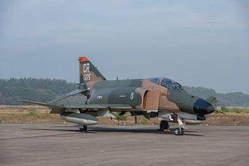 F-4E Phantom II van het Nationaal Militair Museum in Soesterberg van Jaap van den Berg