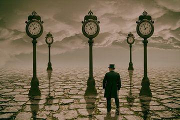 Loop door de tijd van Ursula Di Chito
