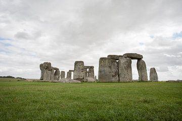 Stonehenge en Angleterre sur Wilbert Van Veldhuizen