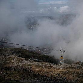 In de wolken van Marc van Tilborg