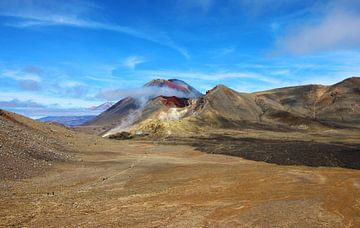 Tongariro-Nationalpark Neuseeland von GoWildGoNaturepictures