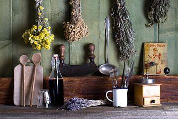 rustiek keukenbeeld van Jürgen Wiesler