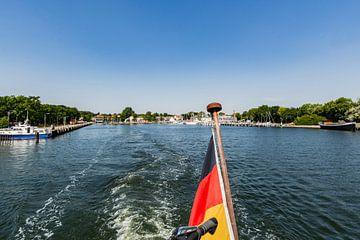 Boddenrundfahrt Insel Vilm, Hafen Lauterbach, Moritzdorf, Bollwerk/Baabe auf Rügen von GH Foto & Artdesign