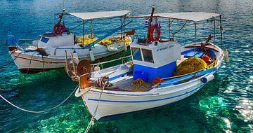 Fishing boats von
