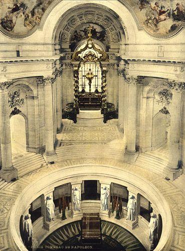 Napoleon's tomb, Paris van