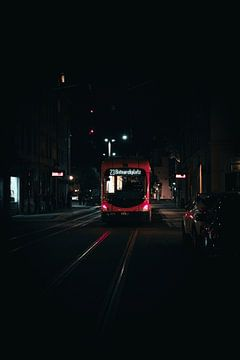 Tram Heidelberg 2 von Timo Brodtmann Fotografie