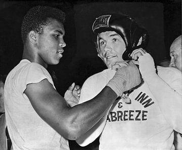 Muhammad Ali & Johansson von Bridgeman Images