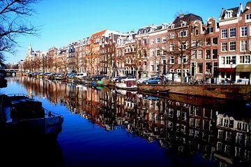 Keizersgracht, Amsterdam van Shirley Brandeis