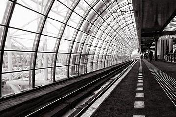Station Sloterdijk van Bob Bleeker