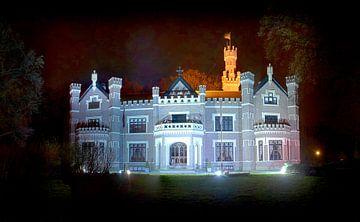 Barneveld, château De Schaffelaar sur Fotografie Arthur van Leeuwen