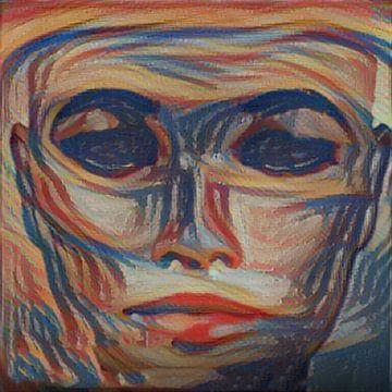 Abstract Inspiratie LIX van Maurice Dawson