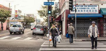 Los Angeles - Chinatown sur Keesnan Dogger Fotografie