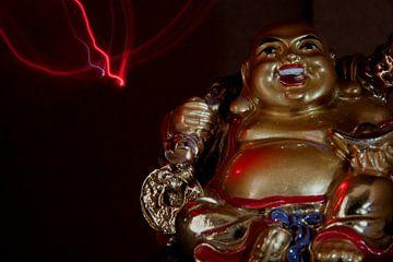 Lighting Budda van Rick Biermans