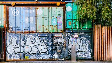 StreetArt, Berlin von Heiko Westphalen