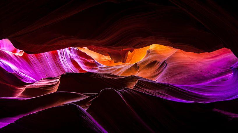 The colors of Antelope.. van Sander Wustefeld