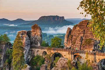 Saxon Switzerland sur Gunter Kirsch