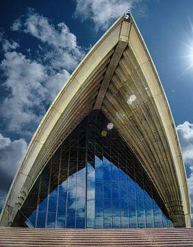 Sydney Operahouse,  Australië van Rietje Bulthuis