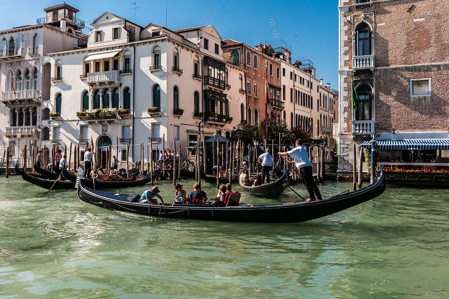 Venetië Italy van Brian Morgan