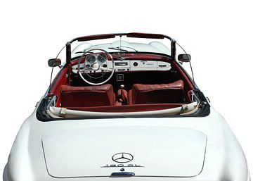 Mercedes-Benz 190 SL von aRi F. Huber