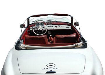 Mercedes-Benz 190 SL van aRi F. Huber