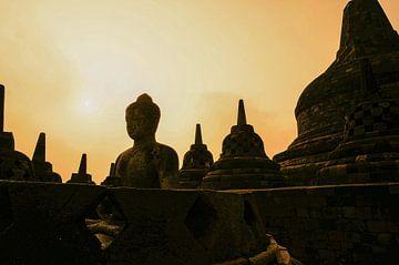 Indonesië - Borobudur von Joris Pannemans - Loris Photography