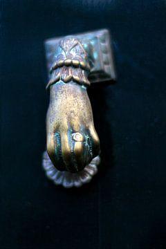 Amsterdam oud deurknop van Marianna Pobedimova