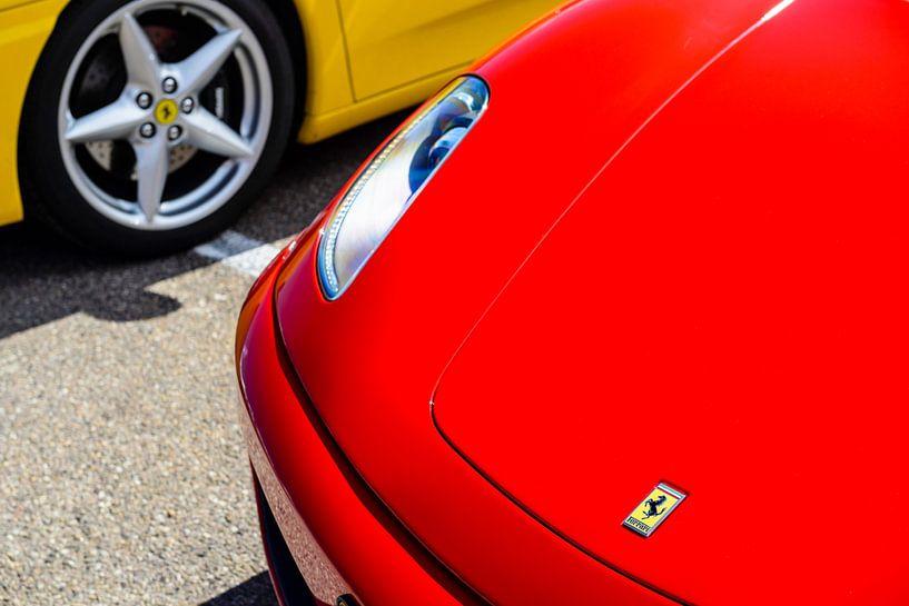 Ferrari F430 detail van Sjoerd van der Wal