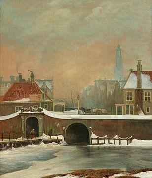 Das Raampoortje in Amsterdam, Wouter Johannes van Troostwijk
