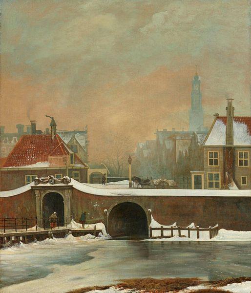 Het Raampoortje in Amsterdam, Wouter Johannes van Troostwijk van Meesterlijcke Meesters