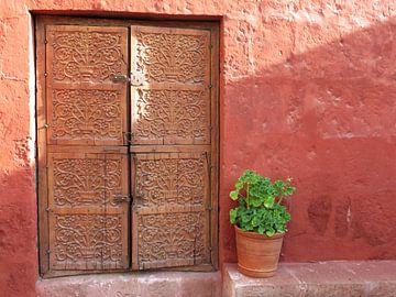 Santa Catalina klooster - Peru van Nicole - Creative like Nomads