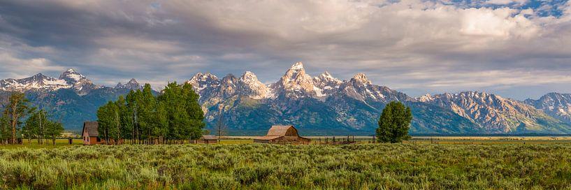 Grand Teton National Park van Denis Feiner