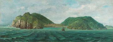 Benedito Calixto~Punkt Ost (Insel der Bussarde)