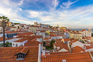 Lissabon I sur Michèle Huge