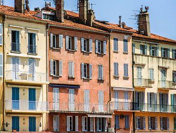 Farbpalette in Südfrankreich von Annelies Martinot