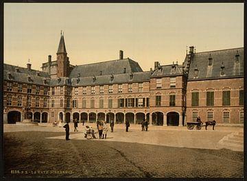 Binnenhof, Den Haag von Vintage Afbeeldingen