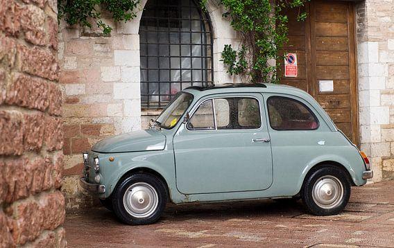 Fiat 500 van Vincent van Kooten