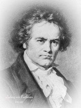 Ludwig van Beethoven von Hans Levendig (lev&dig fotografie)