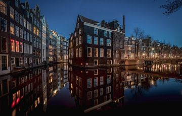Amsterdamse Gracht van Mario Calma