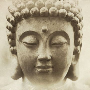 Zen-Buddha von Lars van de Goor