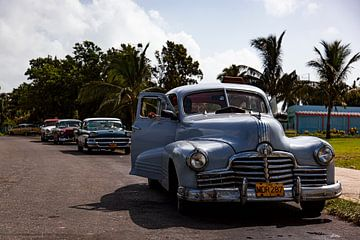 Cubaanse Pontiac MDR 287 (kleur)