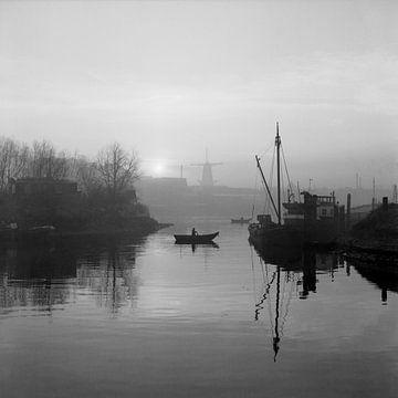 Wantijhaven Dordrecht von Dordrecht van Vroeger