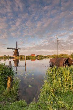 Tag der nationalen Windmühle von Jan Koppelaar
