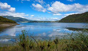 Meer in Nieuw Zeeland