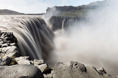 Dettifoss - Iceland van Arnold van Wijk