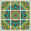 Kleurrijk Mandala van Marion Tenbergen thumbnail