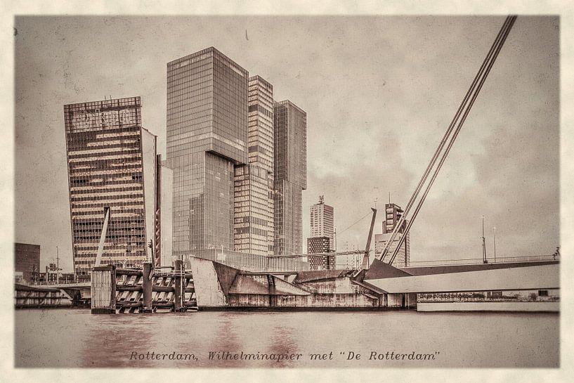 Oude ansichten: De Rotterdam van Frans Blok
