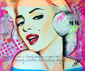 Marilyn Monroe van